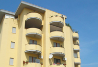 Palace or building for rent or buy in Ischia