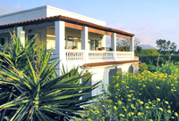 rent villas in ischia